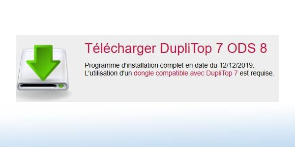duplitop 7.ODS8
